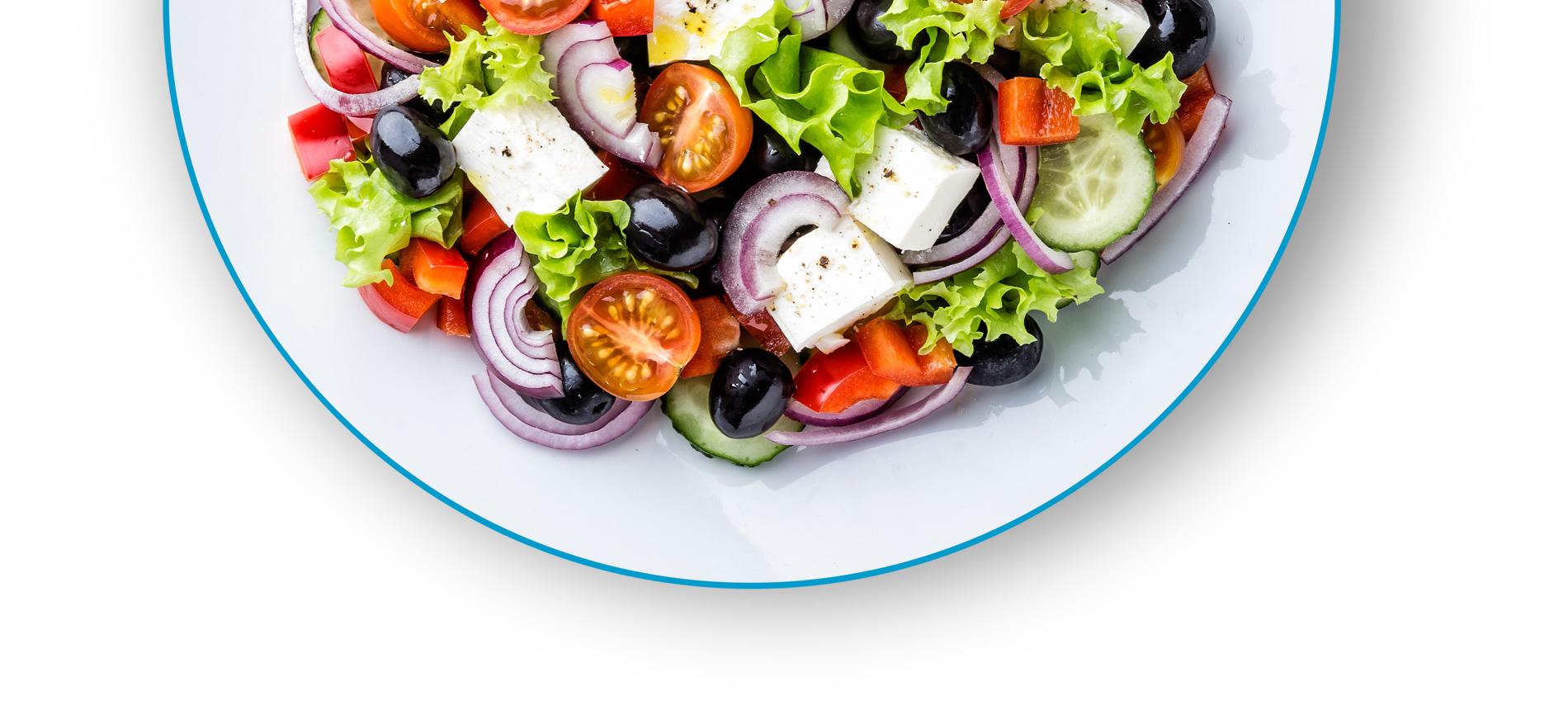 La Fraich'Touch sauce salade grecque
