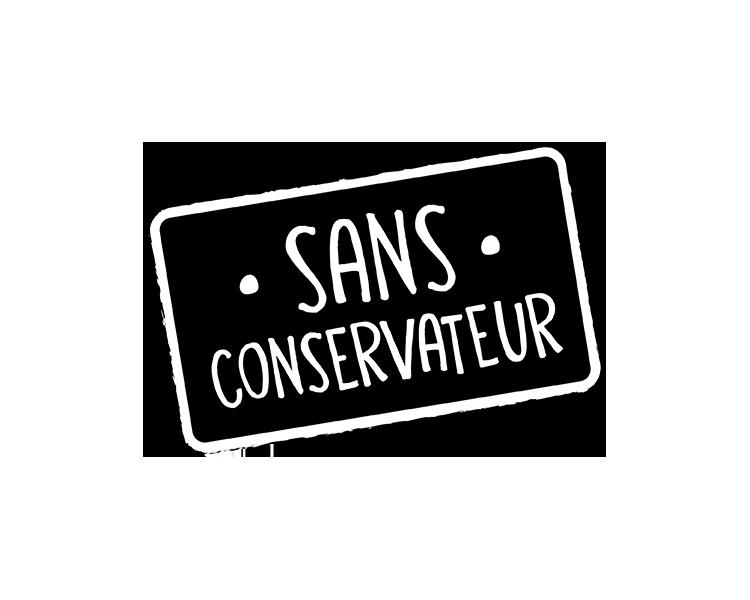La Fraich'Touch sans conservateurs