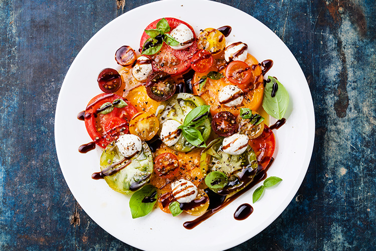 La Fraich'Touch sauce tomate mozza