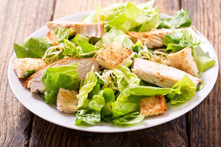 La Fraich'Touch sauces salade poulet