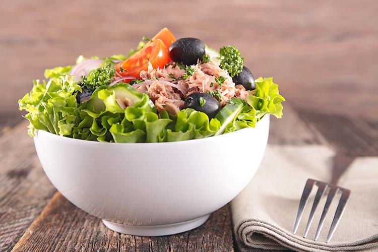 La Fraich'Touch sauces salade thon