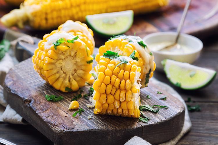 La Fraich'Touch sauce maïs
