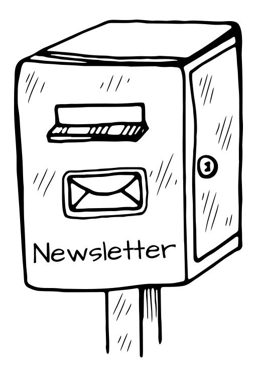La Fraich'Touch newsletter