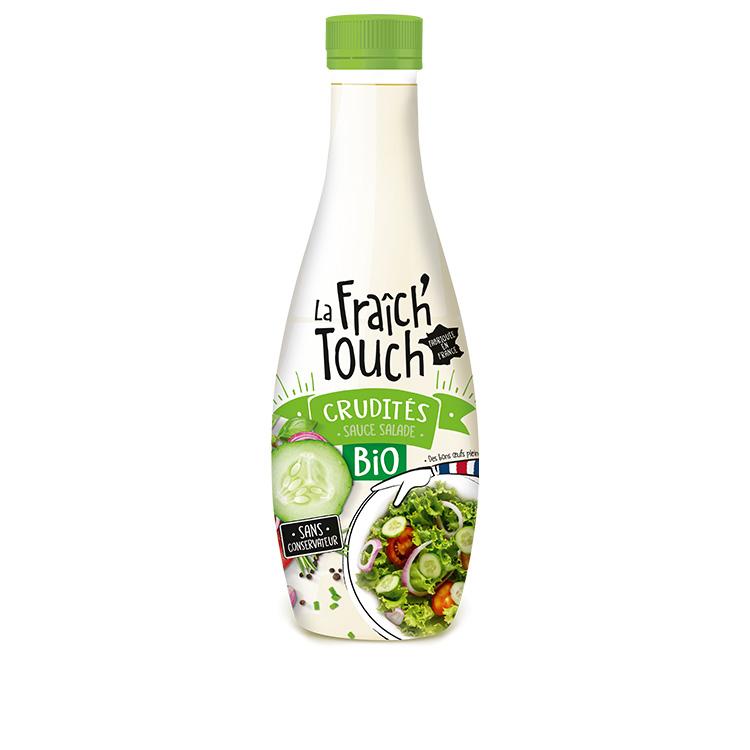 La Fraich'Touch sauces salade crudité bio produit