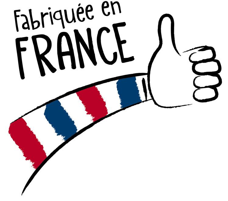 La Fraich'Touch fabriquée en France