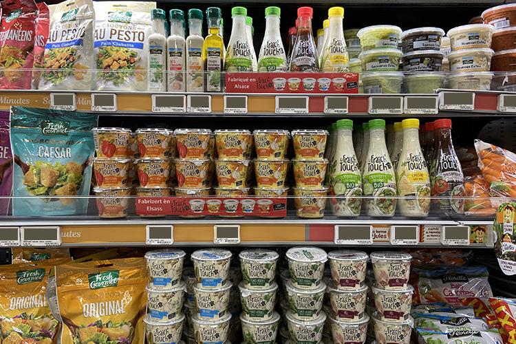 La Fraich'Touch supermarché